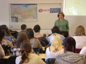 17 сентября 2012 года при поддержке фонда Русский мир в Венгрии открылся еще один центр обучения русскому языку, истории и культуре.